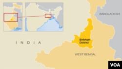 Birbhum District, West Bengal, India