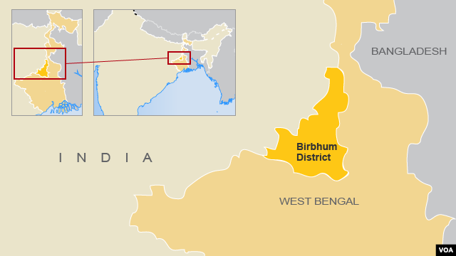 Birbhum District, West Bengal, India