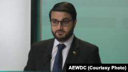 حمدالله محب، سفیر افغانستان در واشنگتن دی سی