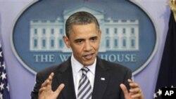 奧巴馬認為﹐有更重要的事情需要處理。