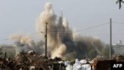 Израиль – Сектор Газа: обмен ударами