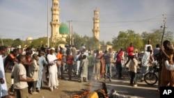 Sherehe za Eid al-Fitr zimekumbwa na milipuko ya mabomu huko Damaturu, Nigeria