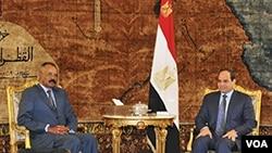 Eritrean-President-Visit-to-Egypt
