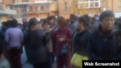 河南南乐县基督教教友等要求政府释放张少杰牧师(维权网图片)