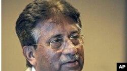 巴基斯坦前總統穆沙拉夫。