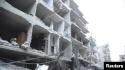 Developments in Syria