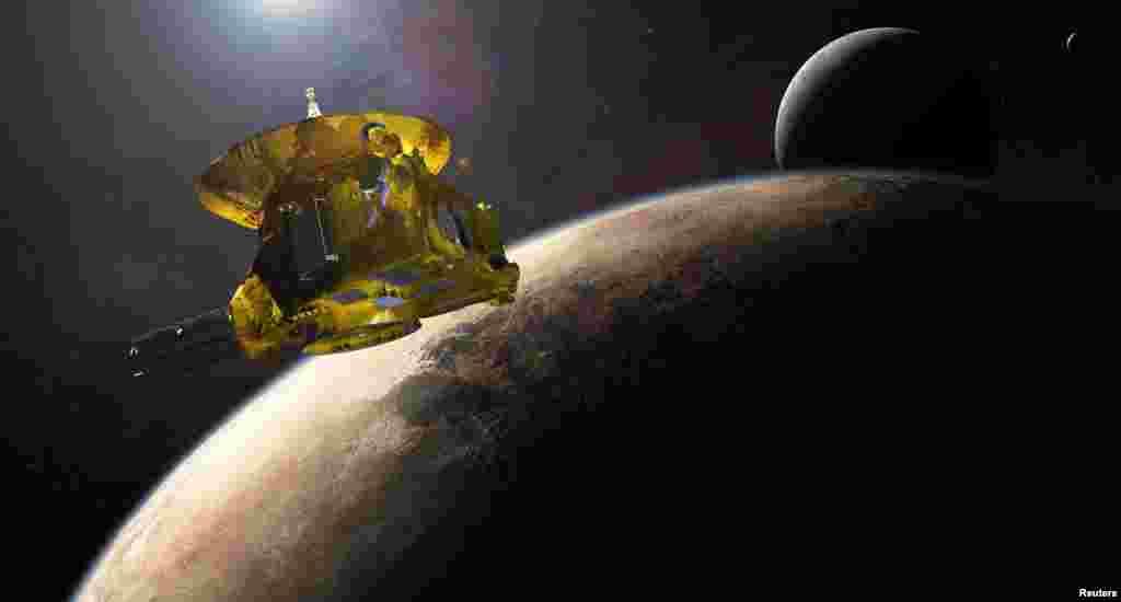 """Kumbon """"New Horizons."""""""