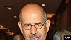 Tổng thống Ai Cập nói cựu Tổng giám đốc Cơ quan Nguyên tử năng Quốc tế Mohamed ElBaradei có quyền tranh cử tổng thống