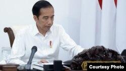 Presiden Republik Indonesia Joko Widodo. (Foto: Setpres RI)