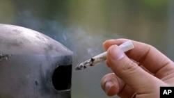 법적 흡연 연령 21세로 상향 조정한 워싱턴 주