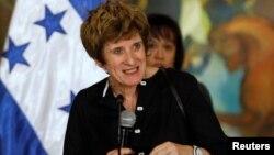 Wakil Komisaris Tinggi PBB untuk HAM Kate Gilmore (foto: dok).