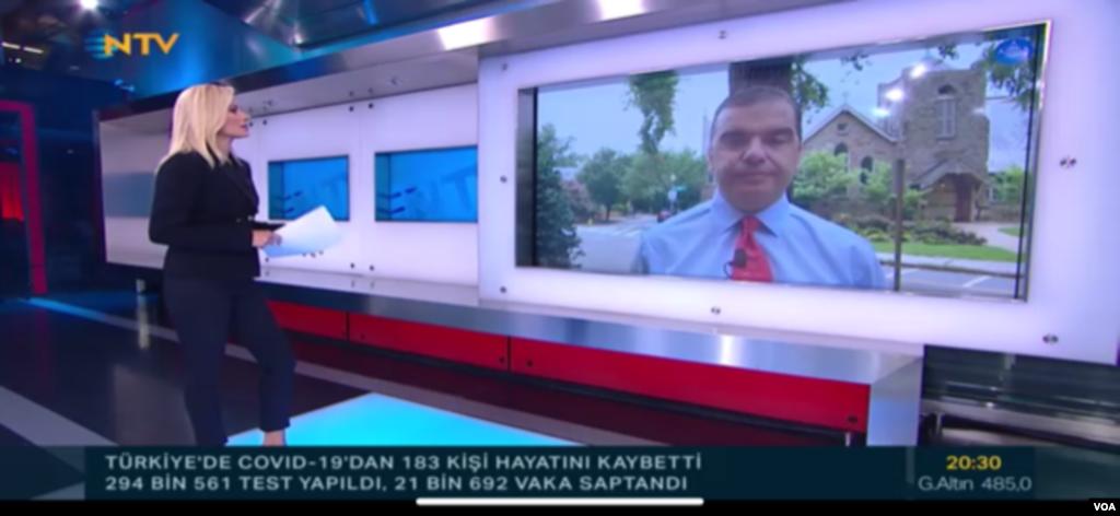 Mehmet Sümer - Washington