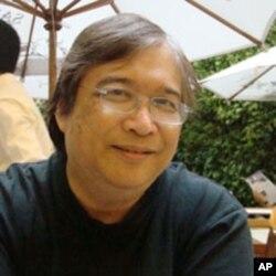 Composer Somtow Sucharitkul