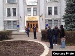 Estudantes angolanos na Ucrânia