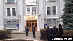 Estudantes angolanos na Ucrânia (Arquivo)