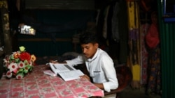 Quiz: Rohingya Struggle to Continue Their Education in Refugee Camps