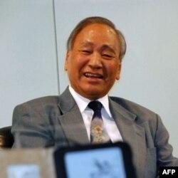 台湾图书出版事业协会理事长陈恩泉