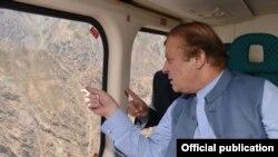 巴基斯坦总理谢里夫(资料照片)