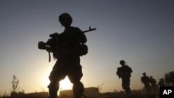 افغانستان کې د کاناډا د پوځي ماموریت پای
