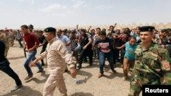عراقی فوج میں شامل ہونے والے رضاکار