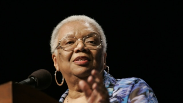 Lucille Clifton's poetry is known for being simple, truthful and direct.