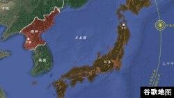 موشک جدید کره شمالی از فراز آسمان ژاپن عبور کرد.