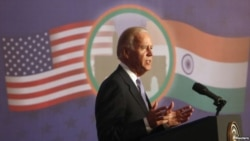 Biden On Next Step In U.S.-India Partnership