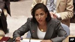 수전 라이스 유엔 주재 미국 대사. (자료사진)