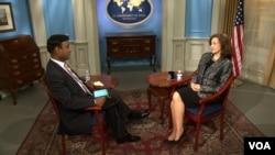 Cafe DC's Faiz Rehman speaks to Tara Sonenshine