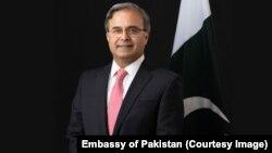 امریکہ میں تعینات پاکستانی سفیر، اسد مجید خان۔