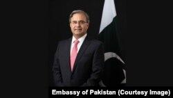 امریکہ میں پاکستان کے سفیر اسد مجید خان