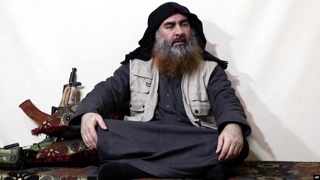 Rishfaqet në video kreu i ISIS-it, Abu Bakr al-Baghdadi