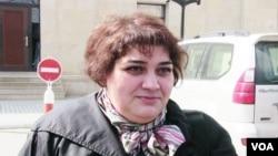 jurnalist Xədicə İsmayılova