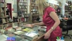 Amerika kitob do'konlarida/Strand Bookstore