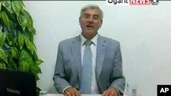 敘利亞中部省份哈馬的檢察長阿德納.巴克爾在星期三公佈的一段錄像中表示他已經辭職﹐抗議敘利亞安全部隊數百宗殺害﹑逮捕以及酷刑指控。