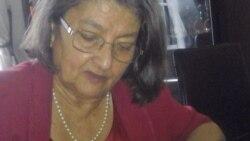 Mais aposta na literatura para as crianças, pede a escritora Cremilda de Lima