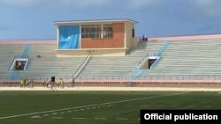 Garoonka Muqdisho Stadium