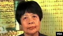 北京資深調查記者、作家戴晴 (資料圖片)