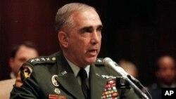 존 틸럴리 전 주한미군사령관. (자료사진)