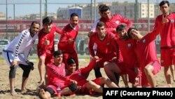 تیم ملی فوتبال ساحلی افغانستان در رقابت های آسیا - ویتنام