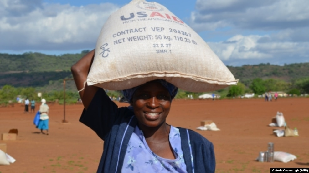 USAID assistance reaches many Zimbabweans