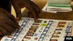 El documento de la OEO dice que no se siguieron los procedimientos para una elección correcta.