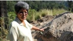 Aura Elena Farfán, activista guatemalteca dialoga sobre premio Mujer de Coraje