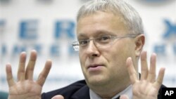 Александр Лебедев. Архивное фото.