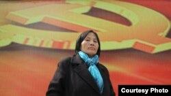 人權活動人士曹順利女士 (網絡圖片)