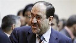 هزاران سنی عراقی به نخست وزیر شیعه اعتراض می کنند