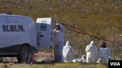 Acosta se declaró culpable de asesinar a tres personas cercanas al consulado estadounidense en Ciudad Juárez.