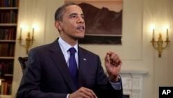 مجادلۀ رئیس جمهور اوباما با کانگرس