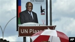 De Angola à Namíbia de Combóio