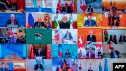Le G20 va injecter 5.000 milliards de dollars dans l'économie mondiale